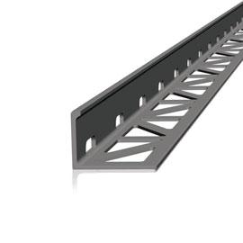 Das neue Profil bietet eine kombinierte Lösung für den Abschluss und die Entwässerung von Balkonen und Terrassen.