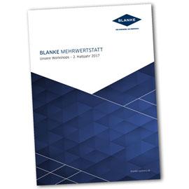 Am Donnerstag, 21. September 2017, startet unsere nächste Workshop-Reihe in der BLANKE MEHRWERTSTATT in Iserlohn.