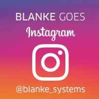 Blanke goes Instagram