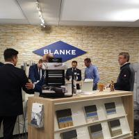 Blanke Systems Messestand Cersaie 2019