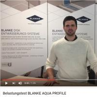 Interview Belastungstest BLANKE AQUA PROFILE