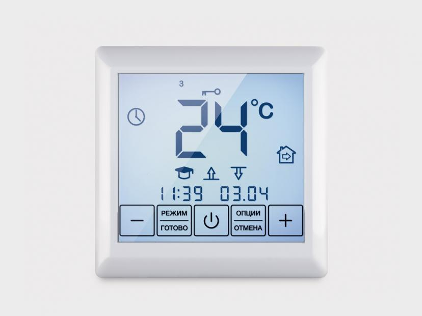 BLANKE TOUCH – Digitales Touch-Thermostat