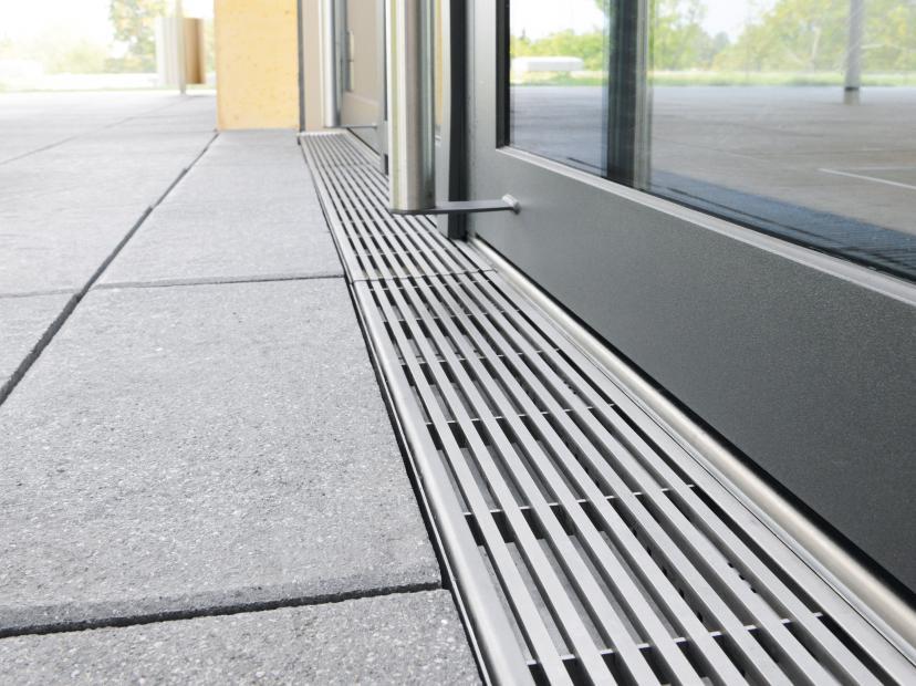 BLANKE Fliesenzubehör Systeme Balkon und Terrassenprofile inkl