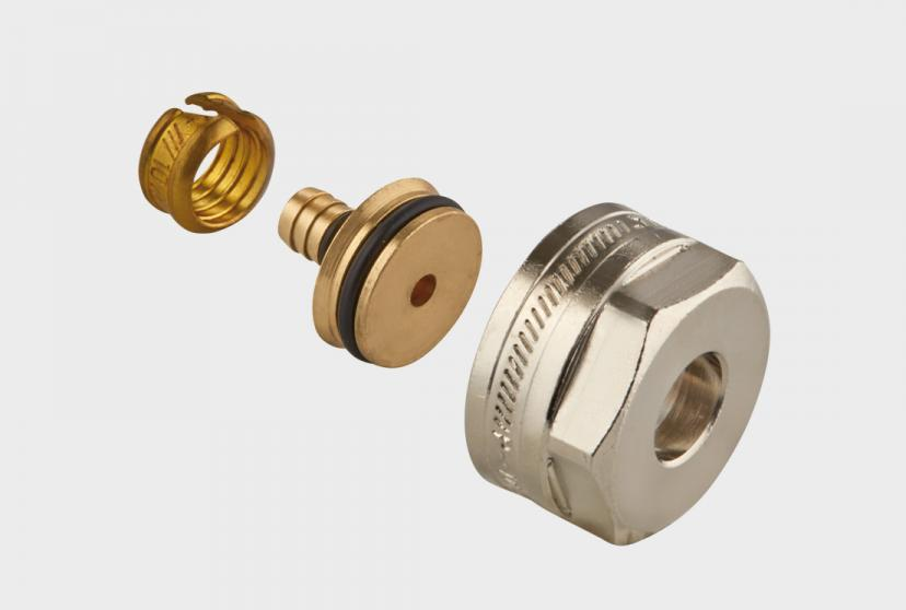 BLANKE SF COMPRESSION FITTING