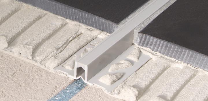 Expansion joints and screed accessories