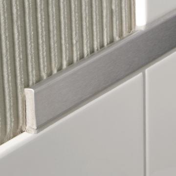 Blanke Fliesenzubehor Systeme Belegschlusse Fur Wand Und Bodenbereiche
