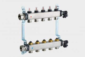 BLANKE HEATING CIRCUIT MANIFOLD AND ACCESSORIES